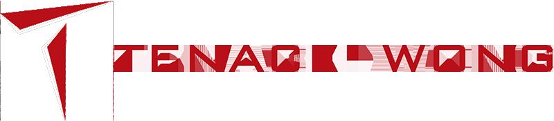 Tenaci·Wong Logo